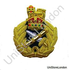 British Army General Officers Cap Badge Kings Crown R0746