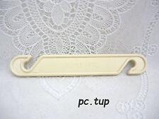 Gadget Miniature Tupperware (not keychain - Pas porte-clés) Cache-fil blanc
