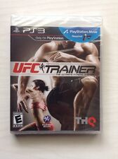 UFC Personal Trainer: The Ultimate Fitness System (Sony PlayStation 3, 2011) New