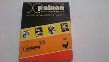 JUEGO 23 GOLF COMPLETO PALSON TELE COMPUTER CX 3000 VERSION PAL ESPAÑA.
