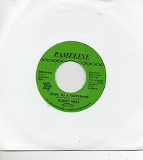 TOMMY NEAL -GOIN' TO A HAPPENING /TONY HESTOR -SPACELAND UK PAMELINE/OUTTASIGHT