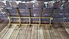 Vintage Retro 1960's 1970's Coat Hooks Rack Stand Wall Atomic