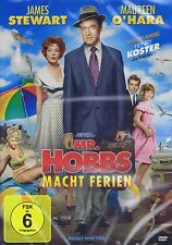 DVD NEU/OVP - Mr. Hobbs macht Ferien - James Stewart & Mauren O'Hara