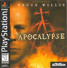 Apocalypse - PS1 PS2 Playstation Game Only