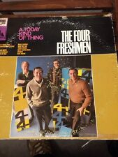 A Today Kind of Thing THE FOUR FRESHMEN LST-7542 NFS Audition LP Mono