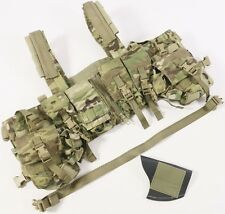NEW London Bridge LBT-1961G Zipper Front Chest Rig Vest Multicam 1961G Navy SEAL