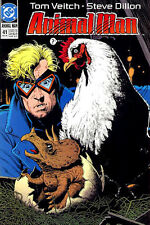 Animal Man Vol. 1 (1988-1995) #41