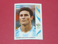 176 J. A. ZANETTI   ARGENTINA PANINI FOOTBALL GERMANY 2006 WM FIFA WORLD CUP