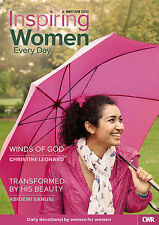 Inspiring Women Every Day - May/June 2013, Abidemi Sanusi, Christine Leonard, Go