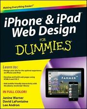 iPhone & iPad Web Design For Dummies (For Dummies (Computer/Tech))