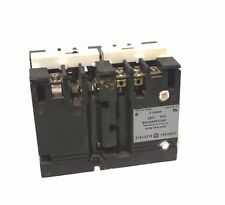 USED GENERAL ELECTRIC CR122A04002AA INDUSTRIAL RELAY SER.A