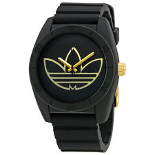 Adidas Santiago Black Dial Mens Sports Watch ADH3197