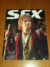 SFX #219 APRIL 2012 US MAGAZINE THE HOBBIT LORD OF THE RINGS GAME OF THRONES
