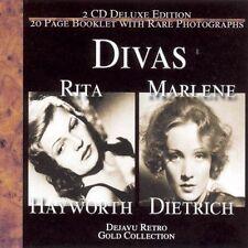Divas (2004) Marlene Dietrich, Rita Hayworth [2 CD]