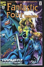 Marvel Comics Fantastic Four Unlimited #8 December 1994 VF