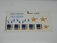 Lego Sticker for Set 10191 - (10191/4522044) #39