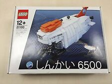 2010 LEGO 21100 Shinkai 6500 Submarine NEW