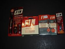 FIVE FIN ELECTRONIC CIGARETTES, SEE BELOW, NEW SEALED