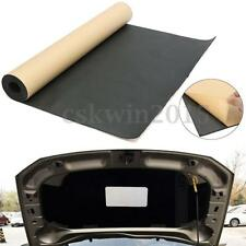 10x3FT Roll 5mm Car Sound-proofing Deadening Insulation Foam Mat Acoustic Panel
