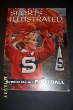 1960 Sports Illustrated SYRACUSE Orangeman College Preview ERNIE DAVIS NewsStand
