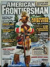 American Frontiersman Winter 2017 Mountain Man Self Reliance FREE SHIPPING sb