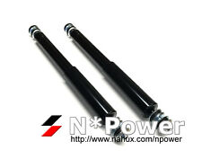 STD GAS SHOCK ABSORBERS PAIR FRONT LAND ROVER DISCOVERY SERIES 1 4WD 91-99 WAGON
