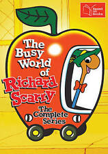 The Busy World of Richard Scarry: The Complete Series (DVD, 2015)