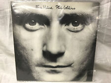 "Phil Collins - Face Value 12"" LP Album Original 1981 Pressing Atlantic XSD-16029"