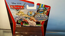 Disney Pixar Cars 2 Color/Cambiador De Color Francesco Bernoulli Formula 1 ITALIA