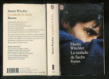 "Martin Winckler : La maladie de Sachs "" Editions J'ai Lu """