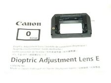 Canon Camera Eyepiece Dioptric Lens +0 Without Frame CZ6-5608 / 2843A001AA