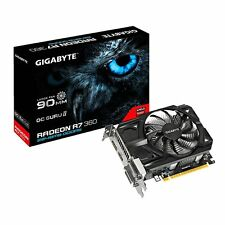 Gigabyte GV-R736D5-2GD AMD RADEON R7 360 2GB 128 Bit GDDR5 Graphic Card