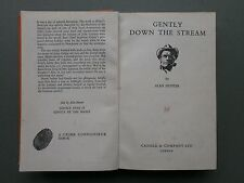 ALAN HUNTER - GENTLY DOWN THE STREAM HB 1ST 1957 GEORGE GENTLY, BOOTS LIBRARY