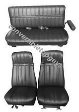 CHEVROLET BLAZER SEAT COVERS, FULL SET, FACTORY REPLACEMENT 1977-1987