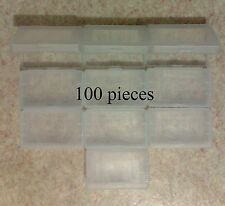 100 Cartridge cases for Game Boy Advance GBA - game, protection plastic box SP