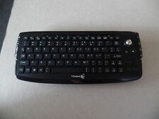 VSO Wireless Mini Keyboard with track-ball