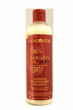CREME OF NATURE INTENSIVE CONDITIONING TREATMENT WITH ARGAN OIL 12 FL. OZ.