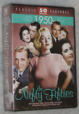 The Nifty Fifties 50 Classic 1950's Movies 12 DVD Box Set Marilyn Monroe NEW