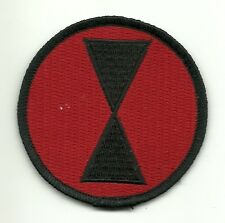 Army 7th Infantry Division PATCH
