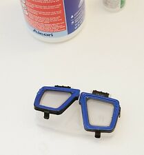 Kikkerland Scuba Goggles Contact Lens Travel Lense Storage Hard Leak Proof Case