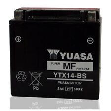 Yuasa motocicleta-batería ytx14-bs YTX 14-bs nuevo!!!