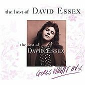 David Essex - Best of   ( Girls Night In )  Sony CD 2011  NEW