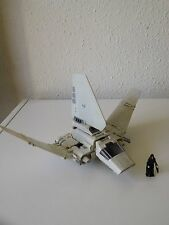 STAR WARS TRANSFORMERS EMPEROR PALPATINE/IMPERIAL SHUTTLE, 2007