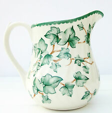 Vintage Barratts Country Vine Ivy 2 Pint Jug Christmas