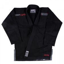 New Tatami Comp SRS Lightweight Jiu Jitsu Gi Jiu-Jitsu MMA BJJ - Kids Black - M2