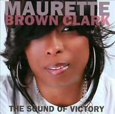 MAURETTE BROWN CLARK CD THE SOUND OF VICTORY