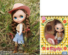 "Takara TOMY NEW BLYTHE LIMITED 12"" Urban Cowgirl Special"