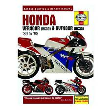 Haynes Workshop Manual/Guide Book For Honda VFR400 NC30 And RVF400 NC45