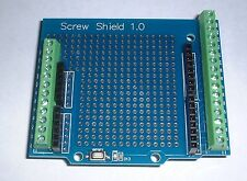 Uno / MEGA ProtoShield Screw Shield UK STOCK