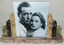 █► art deco mármol foto marco 1930er años original!